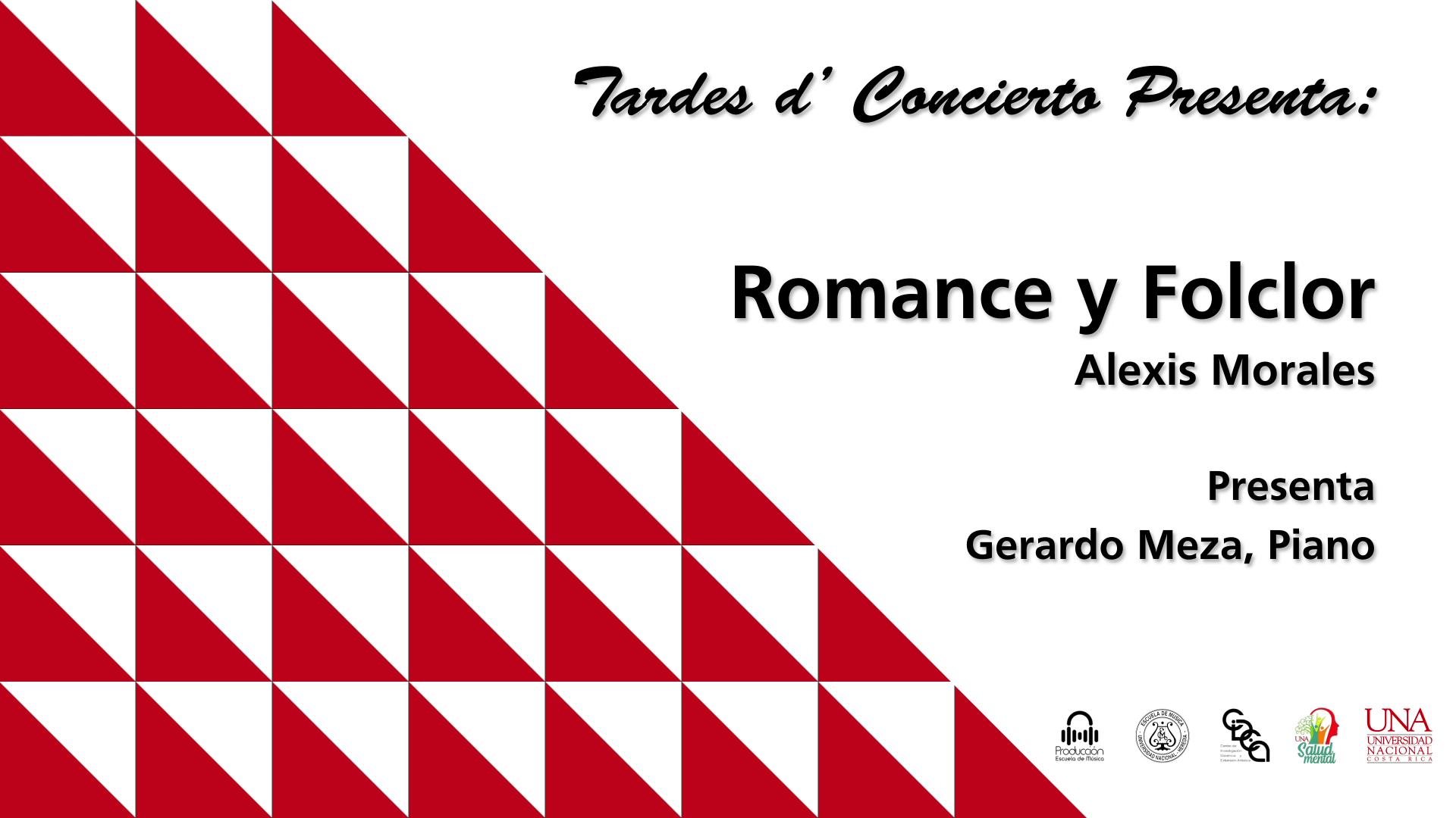 Romance y Folclor